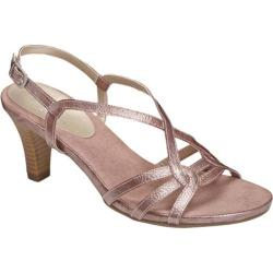 Women's A2 by Aerosoles Power Move Light Pink Faux Patent