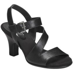 Women's Aerosoles Tryout Black Leather