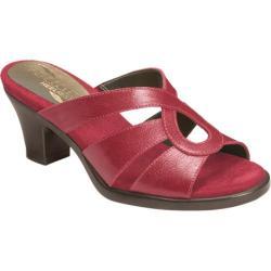 Women's Aerosoles Turtle Dove Red Leather