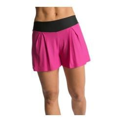 Women's Be Up Movement Short Black/Pink