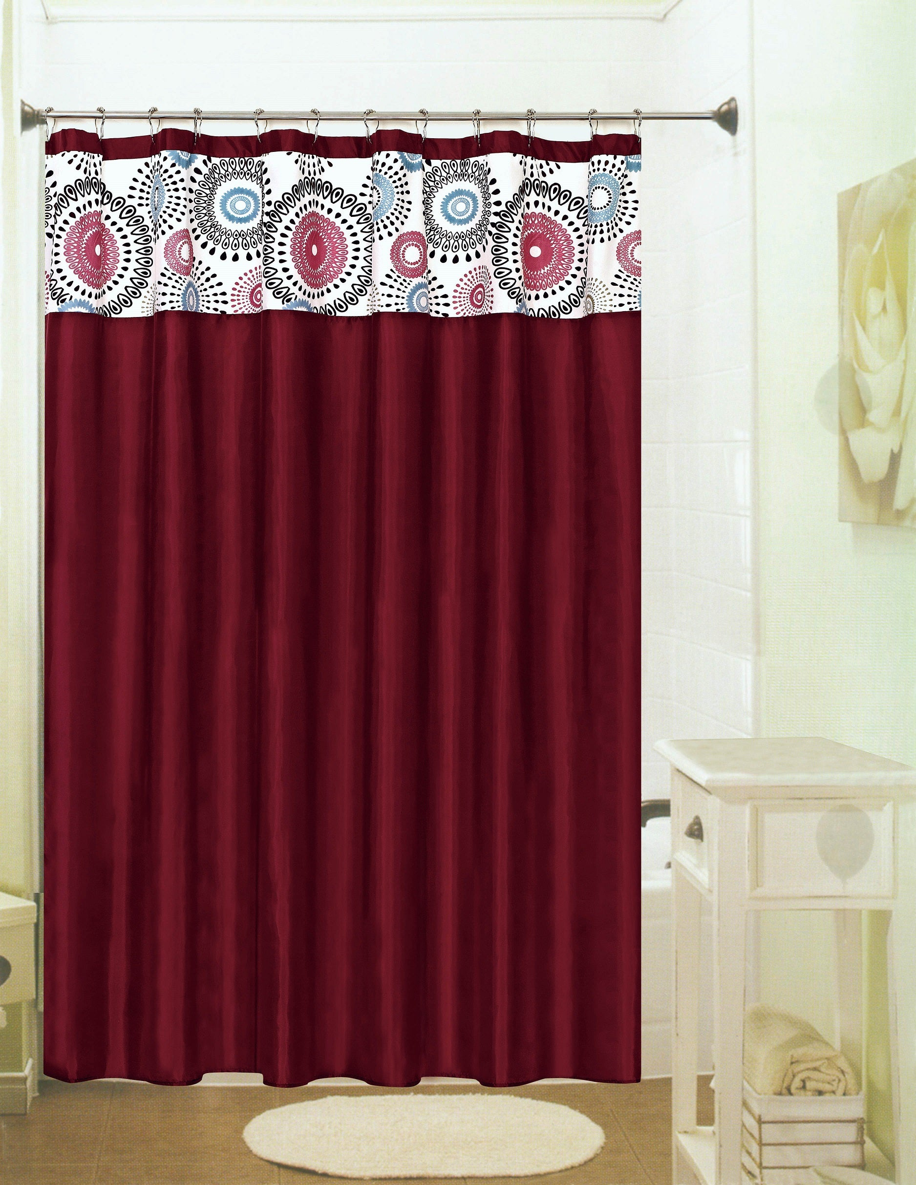 Meghan Shower Curtain