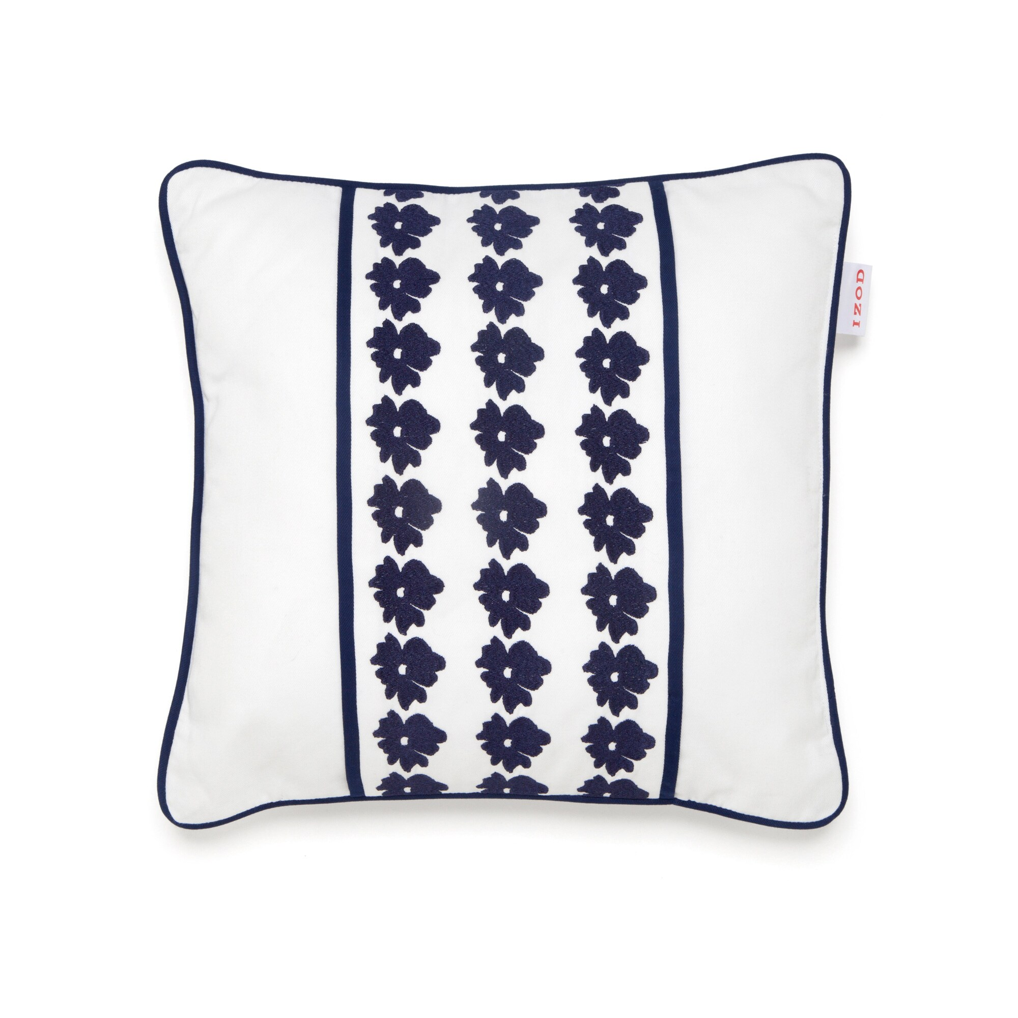 IZOD Augusta Square Decorative Pillow
