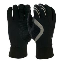 Trailheads HyperReflect Glove Black/Hyper Reflect Silver Accent