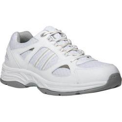 Men's Propet Denzel White Leather/Mesh