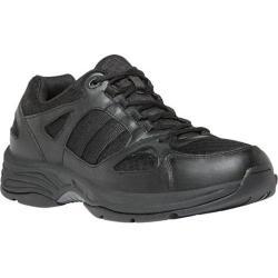 Men's Propet Denzel Black Leather/Mesh