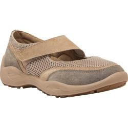 Women's Propet Lydia Taupe Suede/Mesh