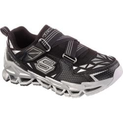 Boys' Skechers Air-Mazing Kid Aeroblade Hypercharge Black/Silver