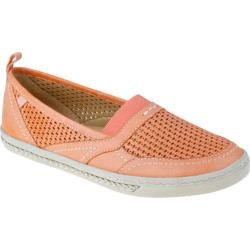 Women's Earth Citrus Light Coral Full Grain Leather