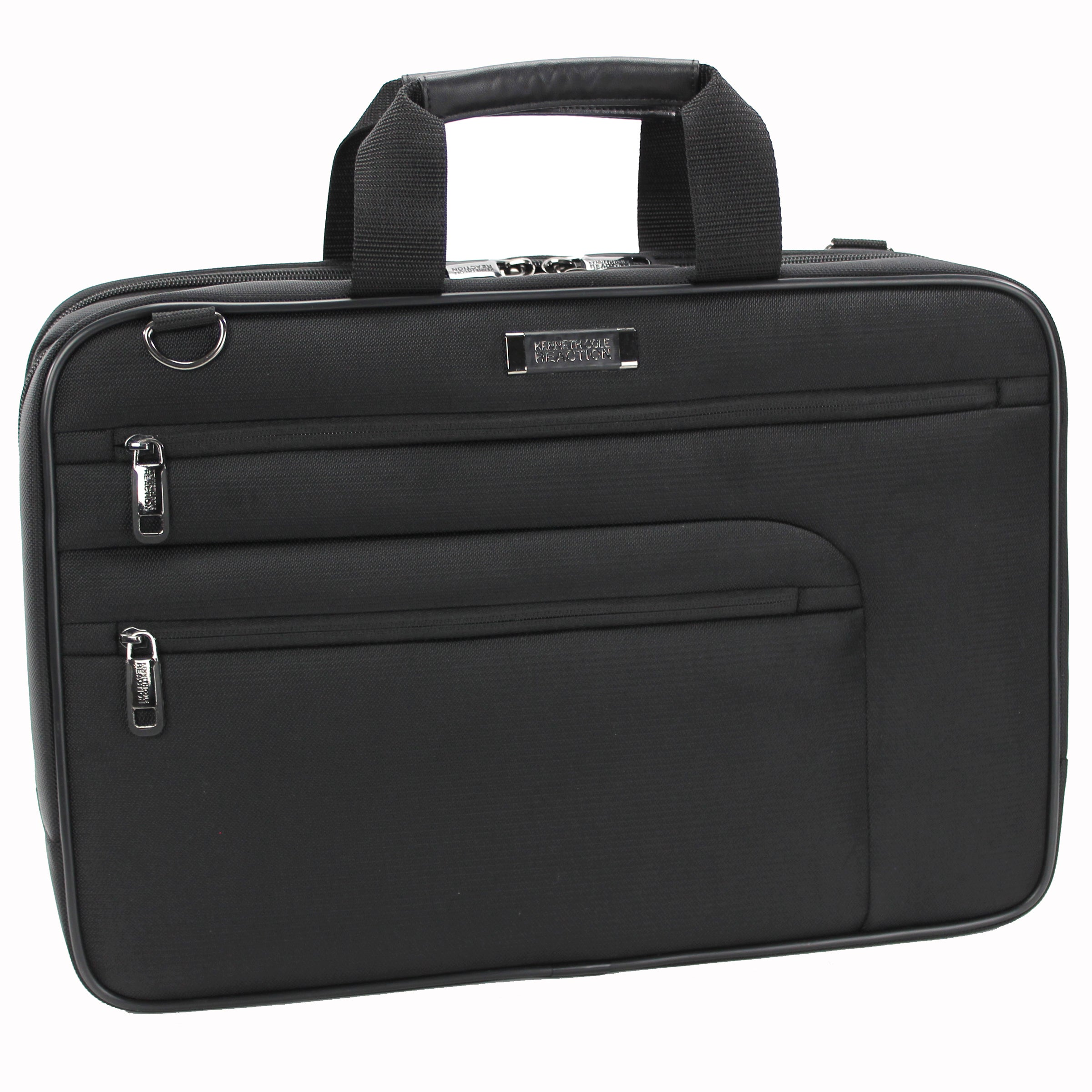 Kenneth Cole Top Zip 17-inch Laptop Briefcase