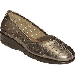 Women's Aerosoles Utmost Bronze Leather