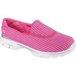 Women's Skechers GOwalk 3 Pink