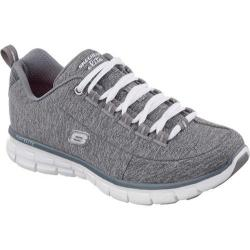 Women's Skechers Synergy Spot On Gray