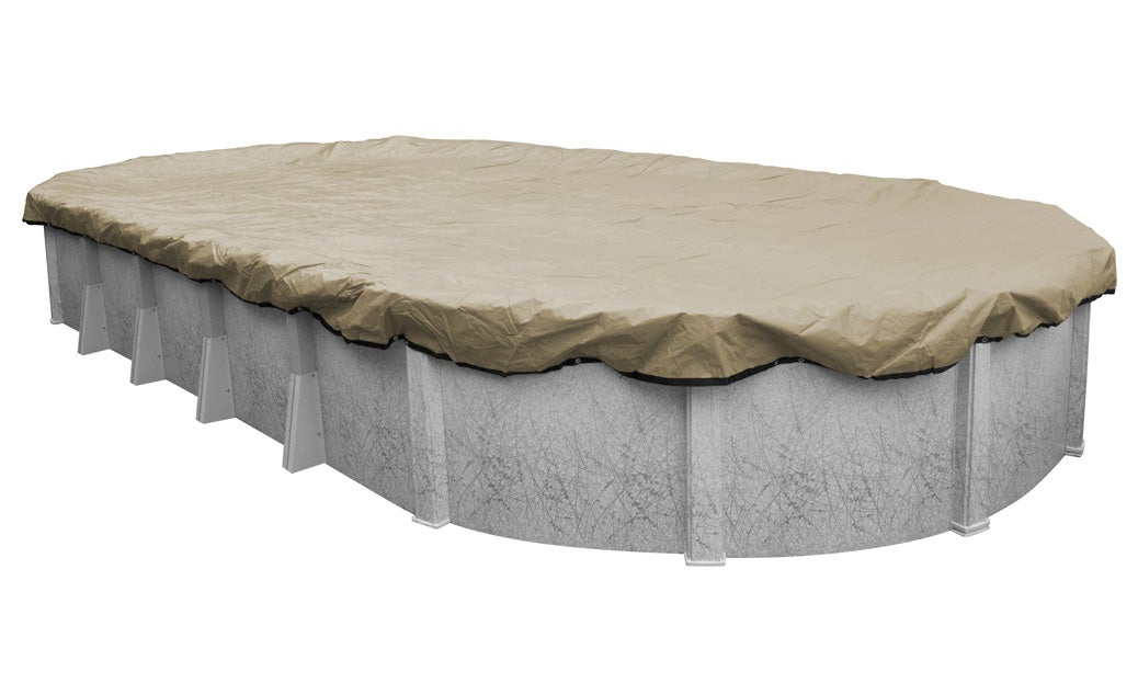 Robelle Premium Winter Cover for Oval Above-ground Pools