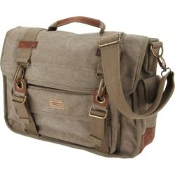 A Kurtz Dogwood Canvas Messenger Military