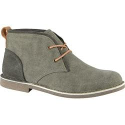 Marc New York by Andrew Marc Men's Boots Stanton Olive/Catfish/Nude/Gum Canvas