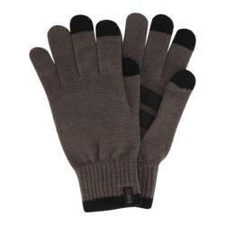A Kurtz Rebel Wool Knit Glove Grey