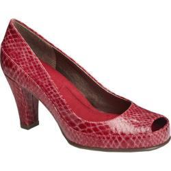 Women's A2 by Aerosoles Big Ben Red Snake