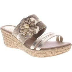 Women's Azura Aketi Soft Gold Leather