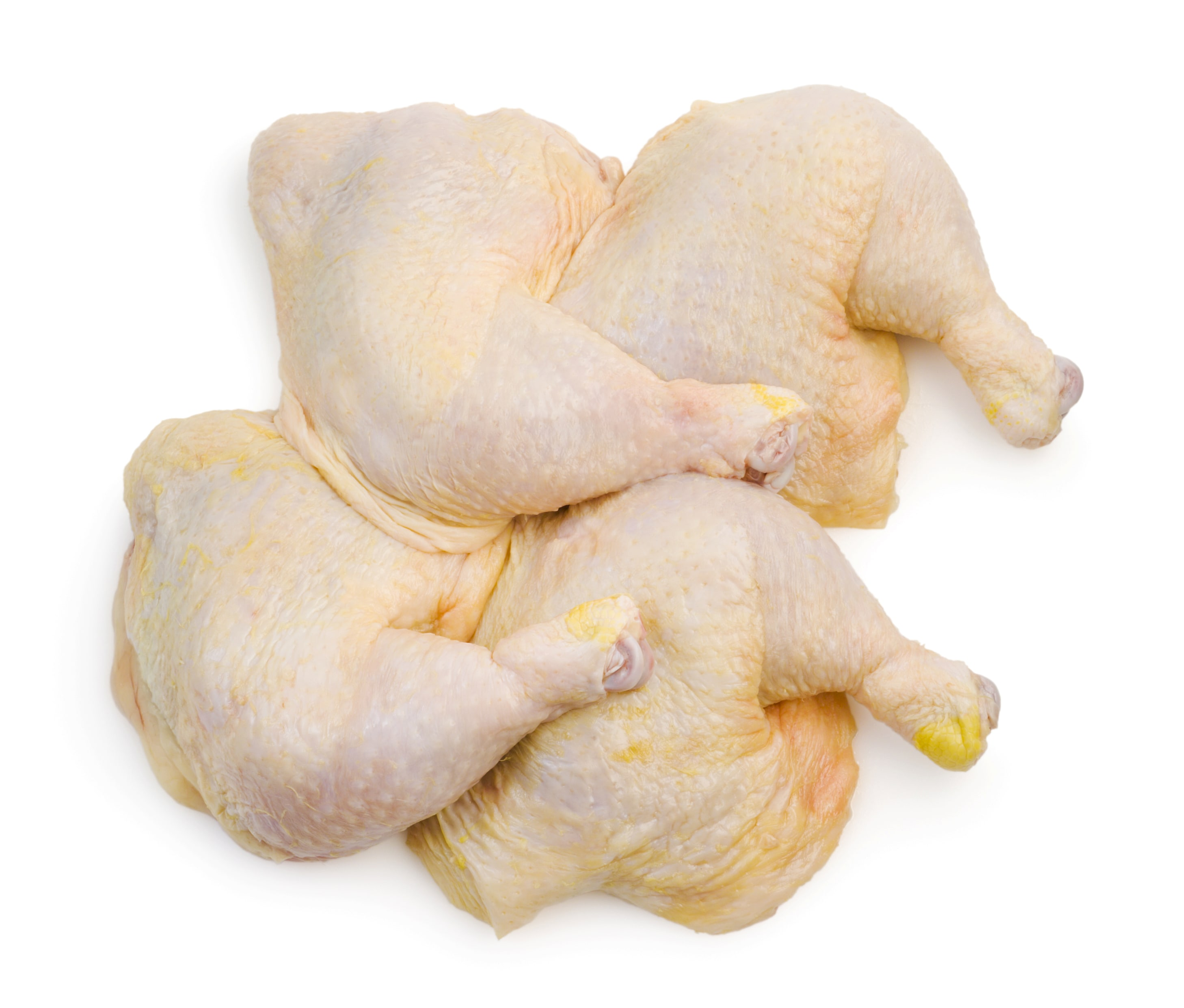Wise Organic Pastures Kosher Whole Chicken Leg Quarters