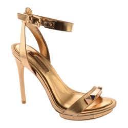 Women's BCBG Max Azria Freesia Gold Dust Leather