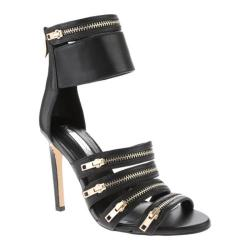 Women's BCBGeneration Casey Black Silky Leather