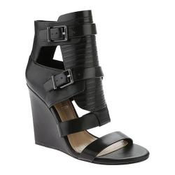 Women's BCBG Max Azria Lidelle Black Dress Calf/Box Leather
