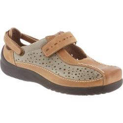 Women's Klogs Via Mojito/Driftwood Smooth Leather