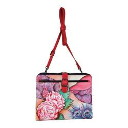 Women's Anuschka Tablet Case Rosy Reverie
