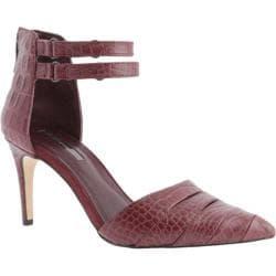 Women's BCBGeneration Zora Bordeaux Croco Leather