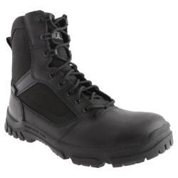 Men's Danner Lookout Side-Zip 8in Black Full Grain Leather