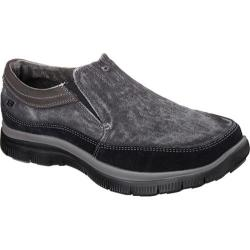 Men's Skechers Relaxed Fit Hinton Olmos Black