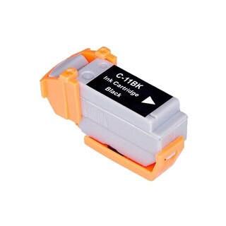Canon BCI11 (BCI11Bk) Black Compatible Inkjet Cartridge (Remanufactured)