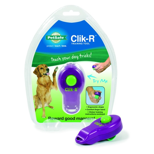 Premier Dog Training Clicker with Buddy Oh's Training Treats