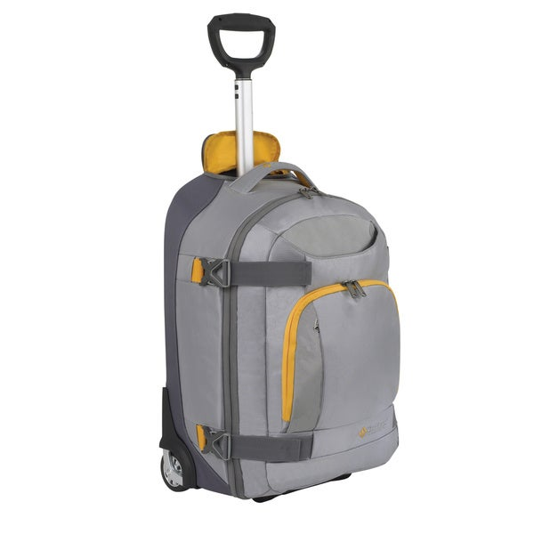 Outdoor Products Camino Small Carry-On Trolley Neutral Grey