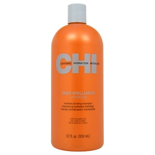 CHI Deep Brilliance Hydration Moisture Binding 32-ounce Shampoo