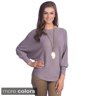 Women's 3/4-length Dolman Sweater