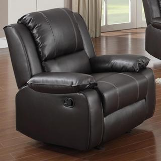 Gavin Brown Bonded Leather Reclining Chair