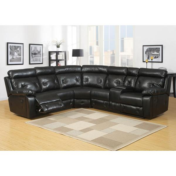 Charles Black Family Sectional