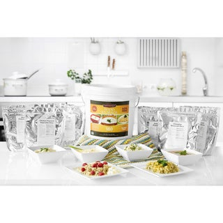 Chef's Banquet ARK Food Storage Kit -180 Servings