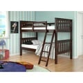 Mission Tilt Ladder Twin Bunk Bed