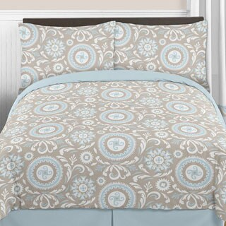 Sweet Jojo Designs Hayden Full/Queen 3-piece Comforter Set