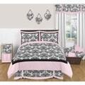 Sweet Jojo Designs Sophia 3-piece Full/Queen Comforter Set