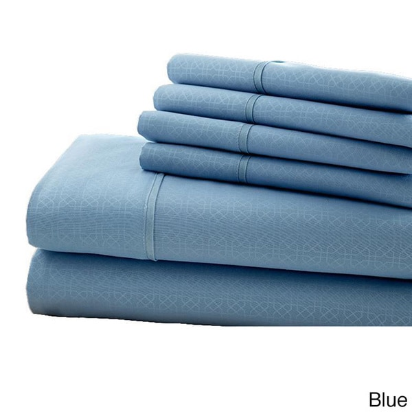 Kensington Hotel 6-piece Sheet Set