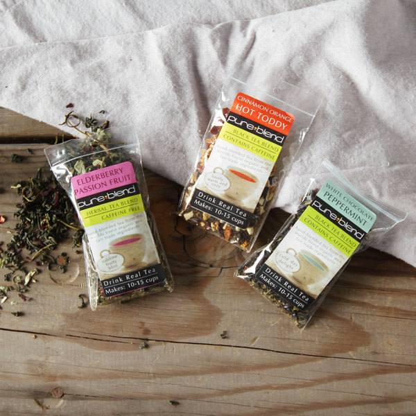 Pureblend Organic Seasonal Tea Collection