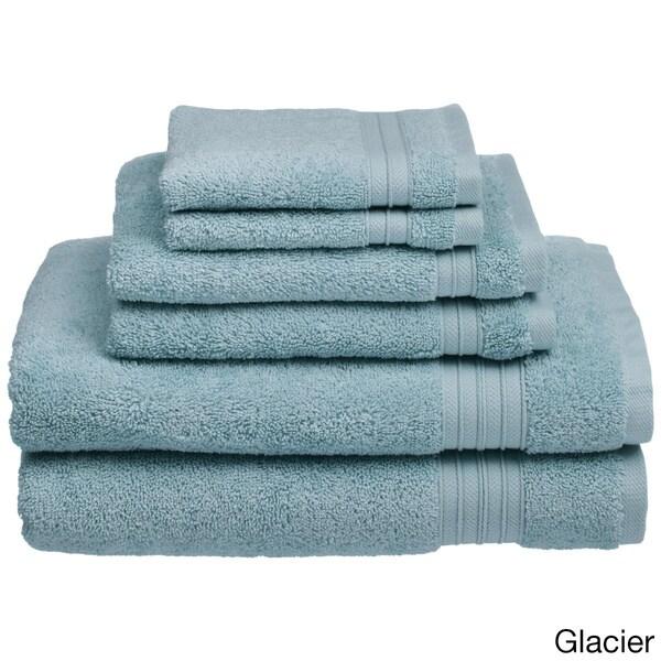 HygroSoft by Welspun 6-piece Towel Set