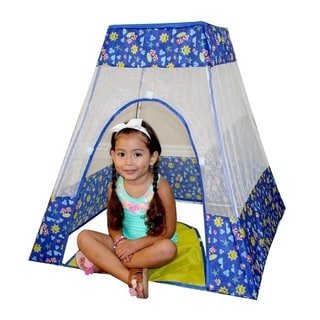 Kids Adventure Traveling Playard Tent in Sunshine