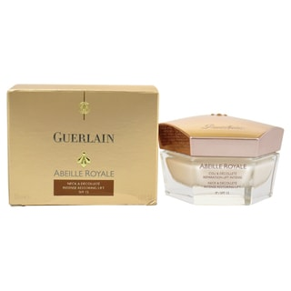 Guerlain Abeille Royale Intense Restoring Lift Neck & Decollete 1.6-ounce Cream SPF 15