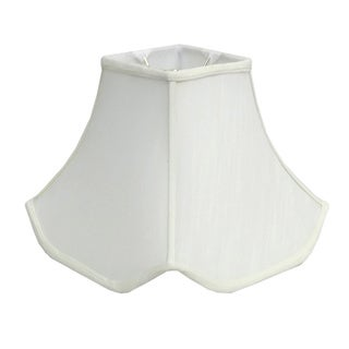 Square Off-white Pagoda Lamp Shade