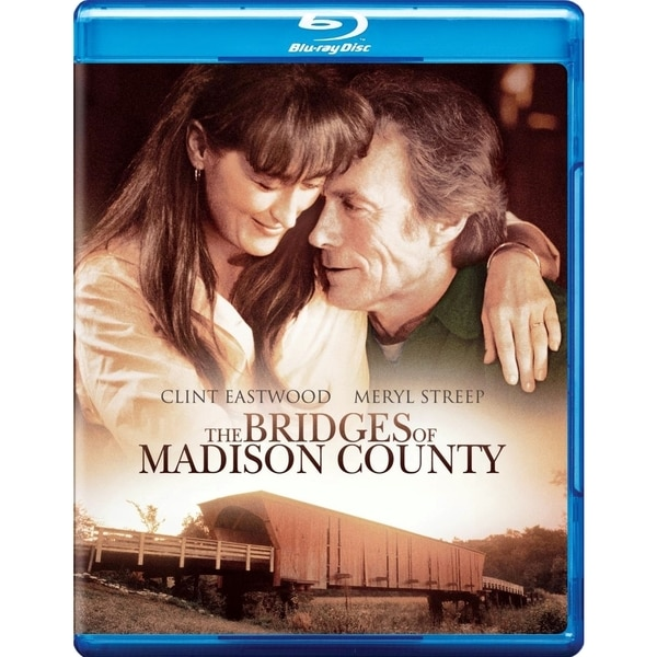 The Bridges Of Madison County (Blu-ray Disc) 12301654