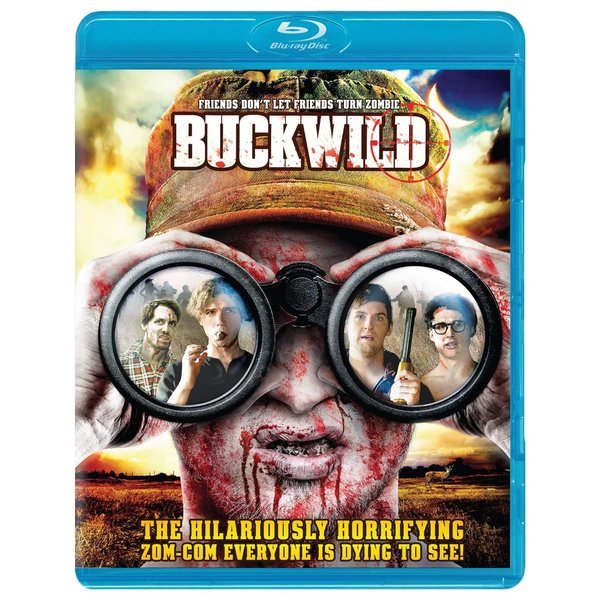 Buck Wild (Blu-ray Disc) 12301667
